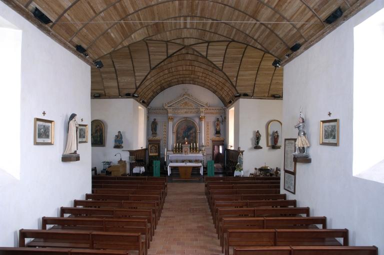 Le patrimoine mobilier de l'église