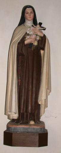 Statue: Sainte Thérèse de l'Enfant Jésus