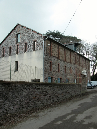 Fromagerie industrielle dite Grande Fromagerie des Bouillants, puis J. Crolbois et Cie, puis Lanquetot (Vern-sur-Seiche)