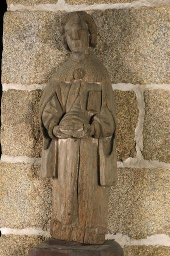 Statue: Saint Erasme