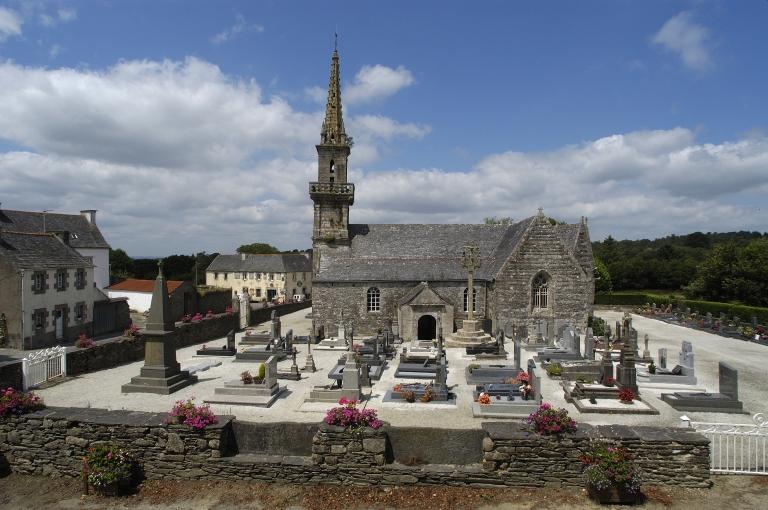 Eglise paroissiale Saint-Cadou (Sizun)
