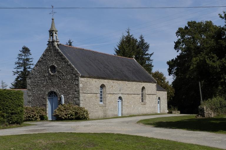 Chapelle Notre-Dame-de-la-Salette, Locqueltas (Bubry)