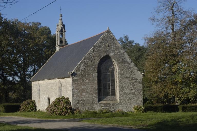 Chapelle Saint-Armel, Saint-Armel (Bubry)
