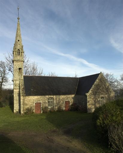 Chapelle Saint-Clément, Saint-Clément (Bubry)
