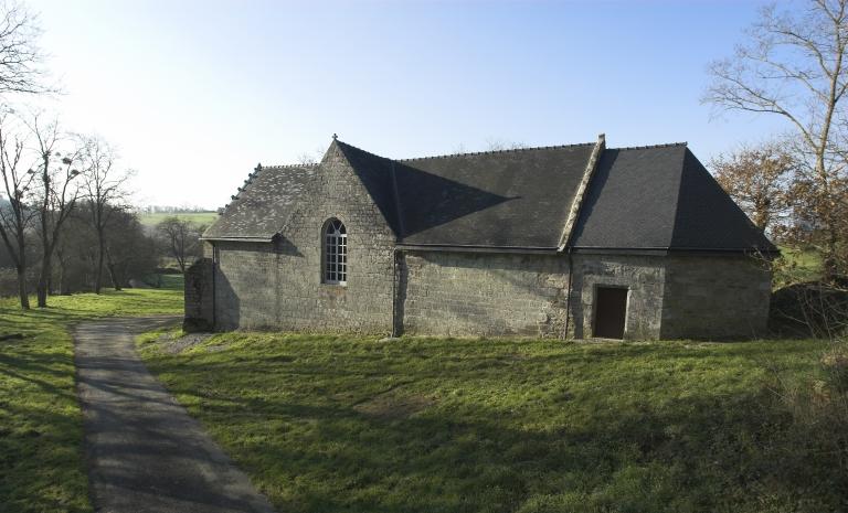 Chapelle Saint-Sauveur (Plouay)