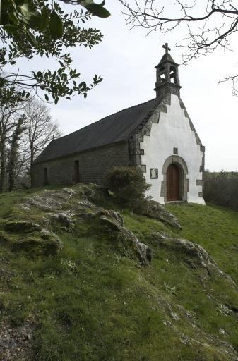Chapelle Sainte-Barbe (Quistinic)