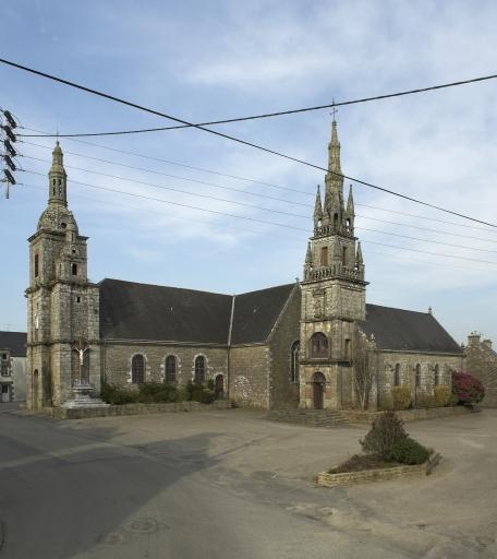 Eglise paroissiale Saint-Pierre (Quistinic)