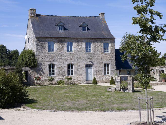 Manoir, la Ville Guéhard (Lizio)