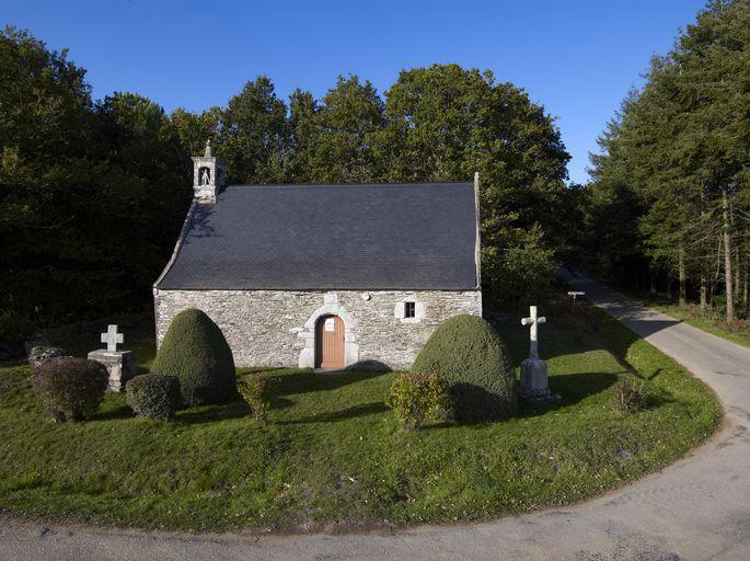 Chapelle Saint-Jacques, Launay-Grincho (Sérent)