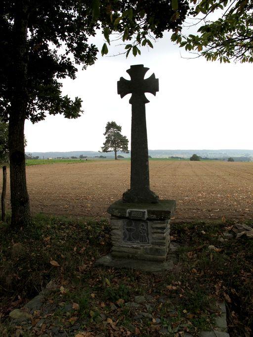 Croix de chemin, la Croix (Ruffiac)