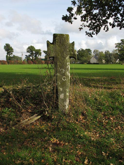 Croix de chemin, la Grenouillère (Caro)