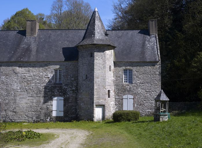 Manoir, Tromeur (Sérent)