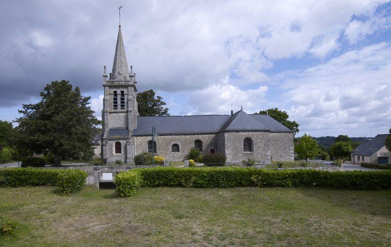Église paroissiale Saint-Gildas (Bohal)