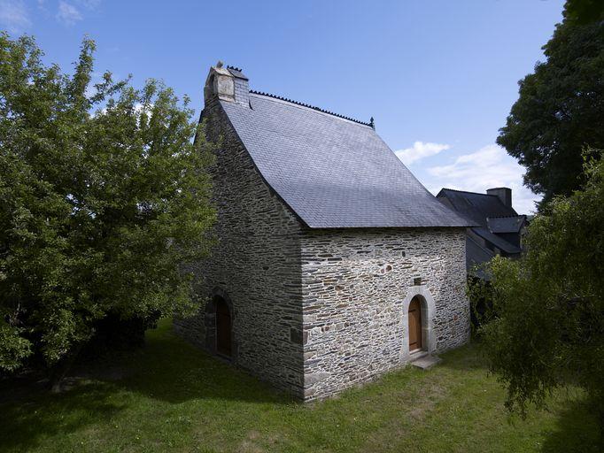 Chapelle Saint-Charles, Trébiguet (Bohal)