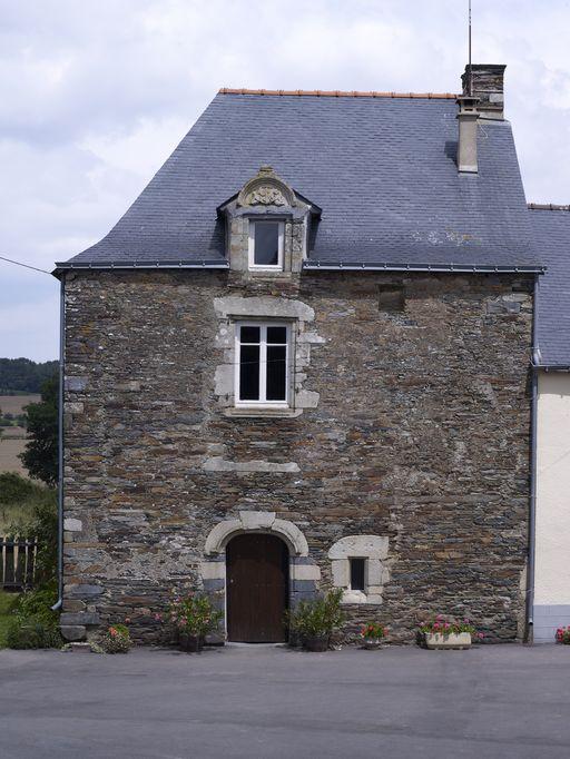 Manoir, la Ville Robert (Ruffiac)