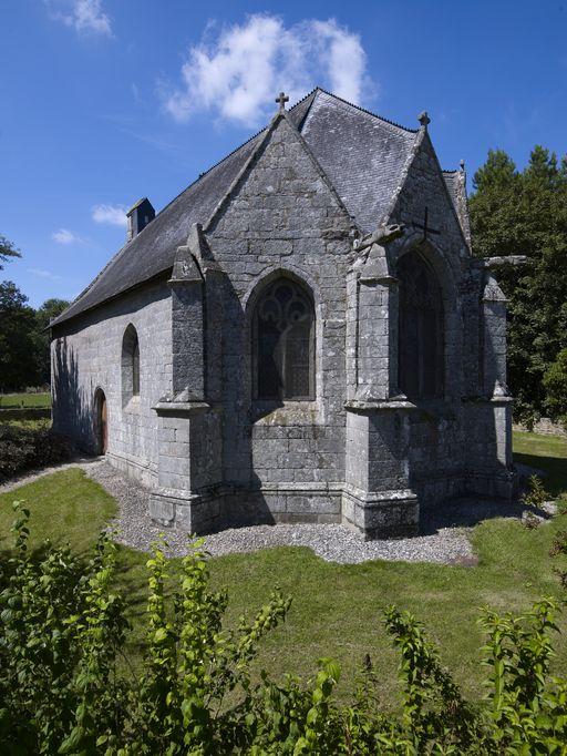 Chapelle Sainte-Suzanne, Tréviet (Sérent)