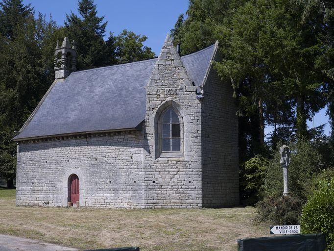Chapelle Saint-Joseph, la Ville Gros (Sérent)