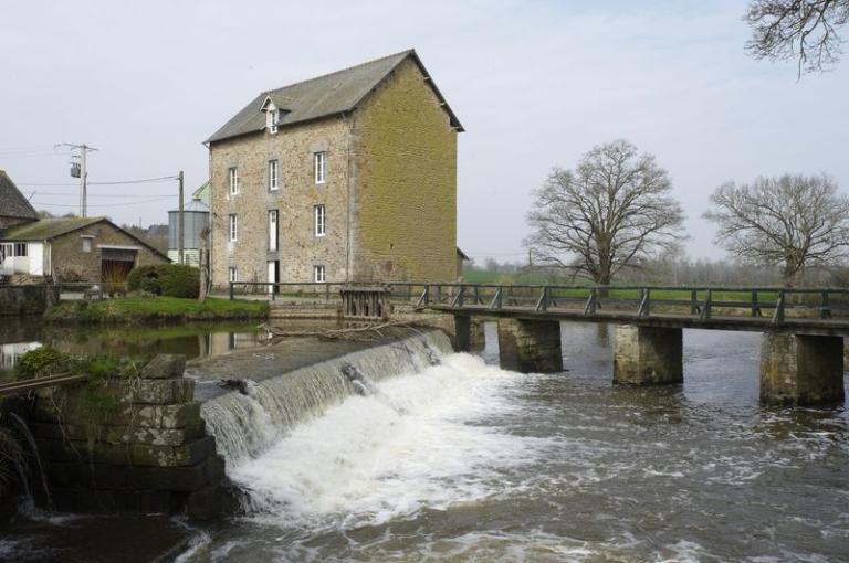 Moulin à farine et à blé de Quincampoix (Rimou)