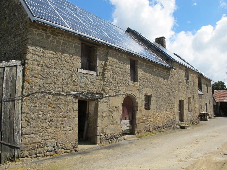 Ferme de la Grignardière (Romagné)