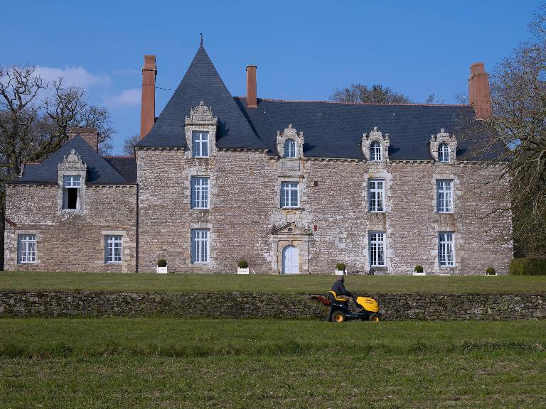 Château de Talhouët (Pluherlin)