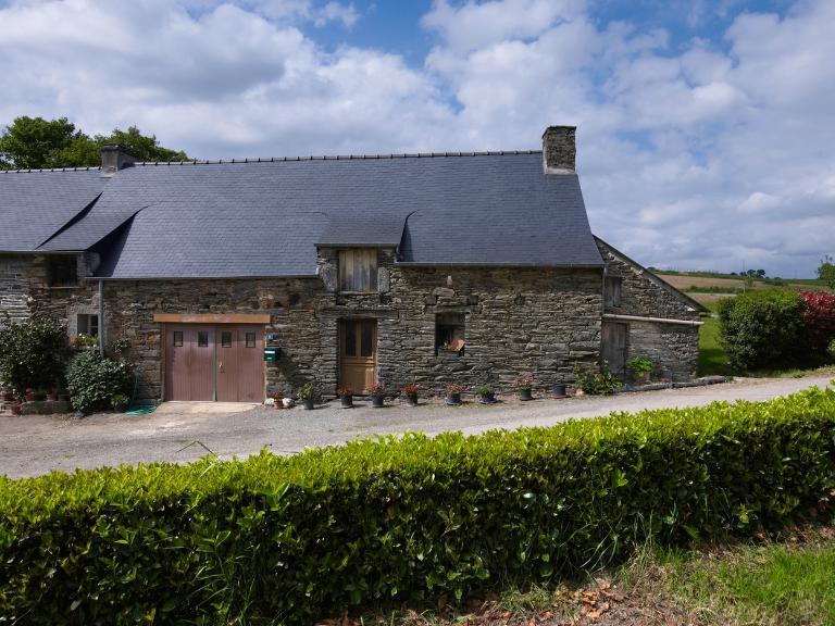 Ferme, le Val (Saint-Martin-sur-Oust)