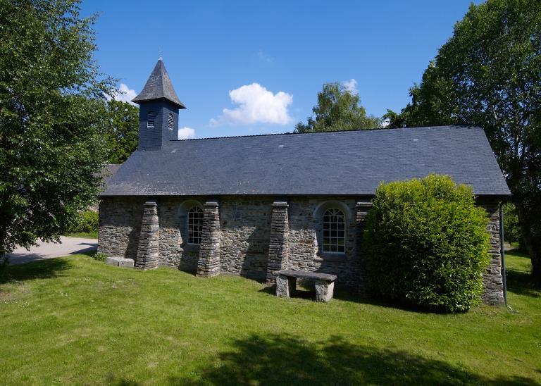 Chapelle Saint-Léonard (Saint-Martin-sur-Oust)