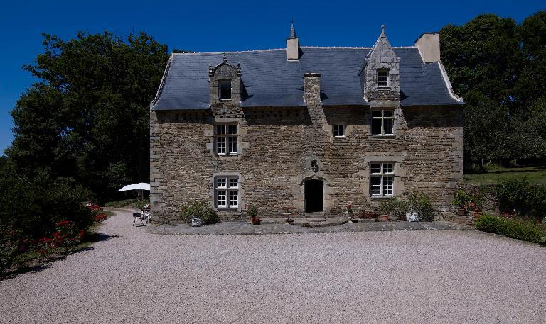 Manoir, Brécéhan (Saint-Gravé)