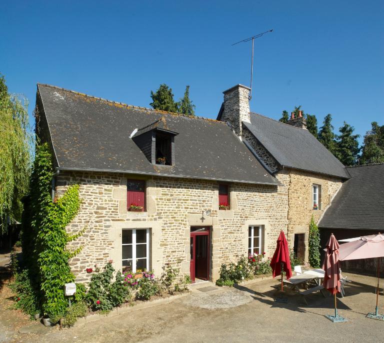 Manoir, la Gautrais (Lécousse)