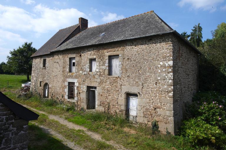 Ferme, La Crochais (Saint-Sauveur-des-Landes)