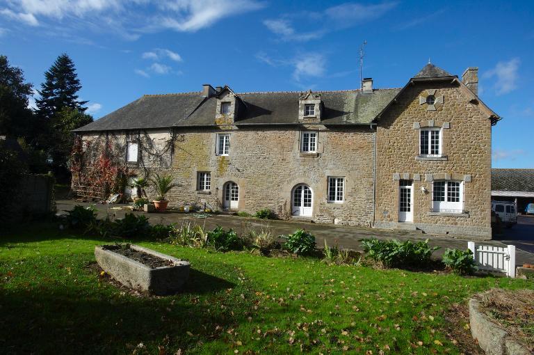 Manoir, La Tiolais (Javené)