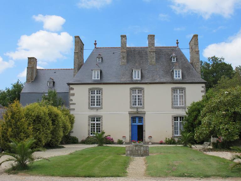 Manoir, dite malouinière de Launay-Blot (Baguer-Morvan) ; Les châteaux et les manoirs sur la commune de Baguer-Morvan