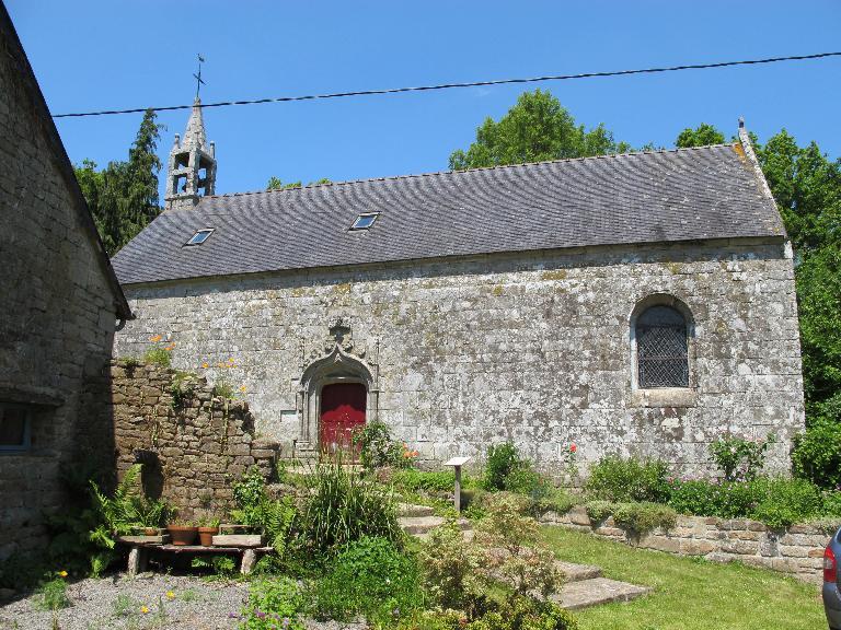 Chapelle de la Trinité, Quénépévan (Langoëlan)