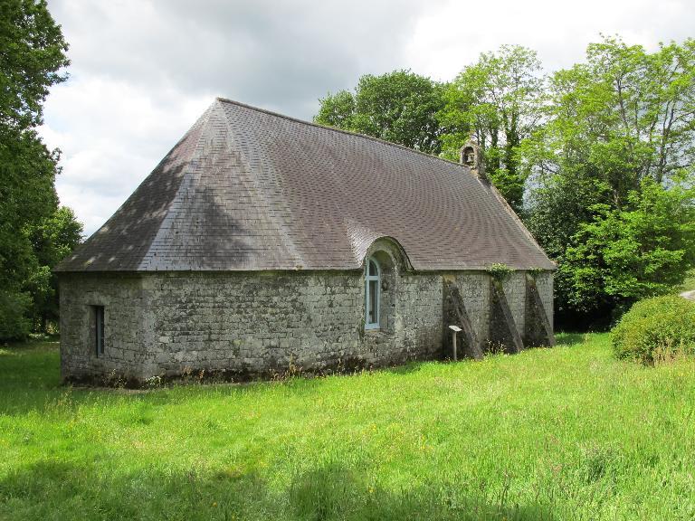 Chapelle Saint-Servais ou Saint-Sylvestre (Langoëlan)