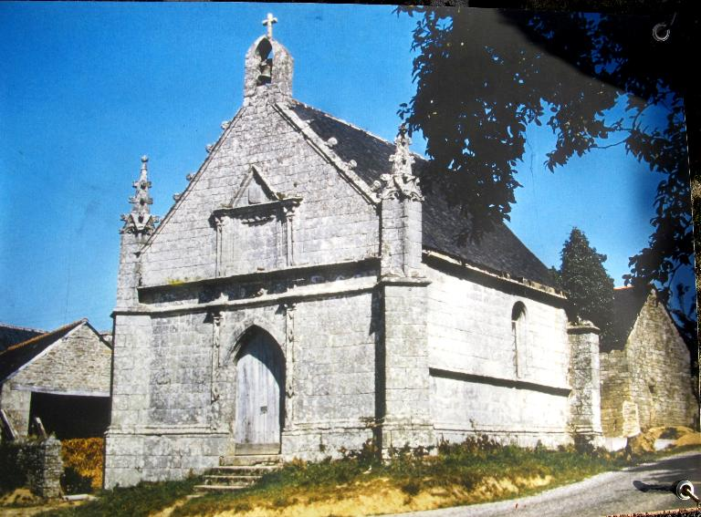 Chapelle Sainte-Christine (Locmalo)