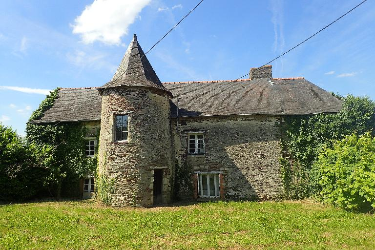 Manoir de Mérol (Laillé) ; Manoirs, maisons nobles et maisons de maître (Laillé)