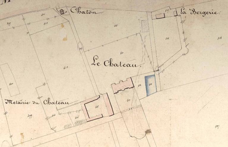 Bergerie du Chateau de Laillé (Laillé)
