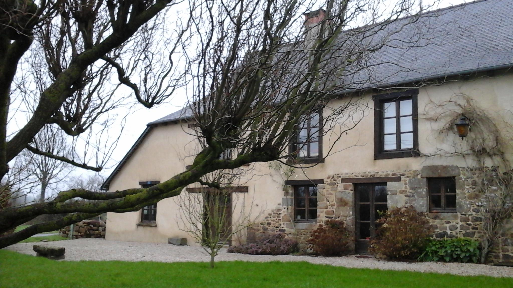 Maison de Prêtre, les Gassiaux (Miniac-sous-Bécherel)