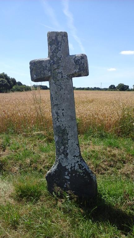 Croix de chemin dite Hénalus (Carentoir)