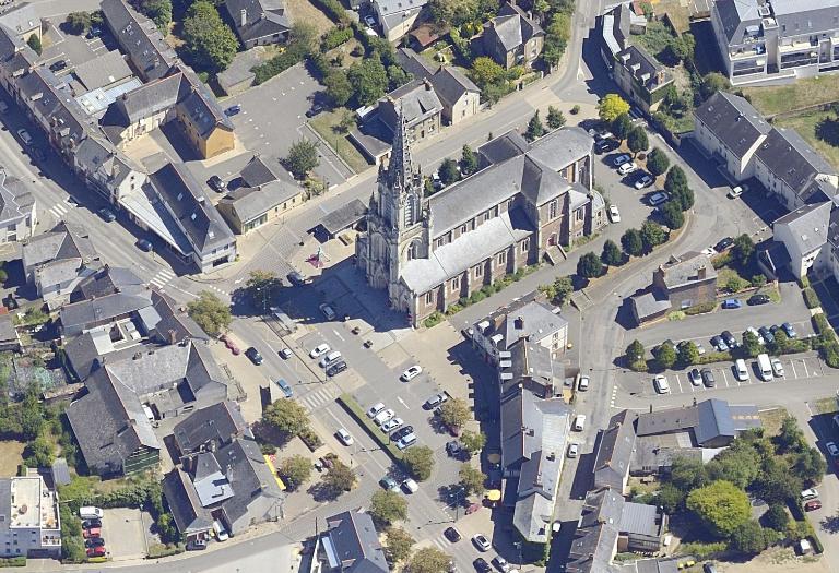 Bourg (Mordelles)