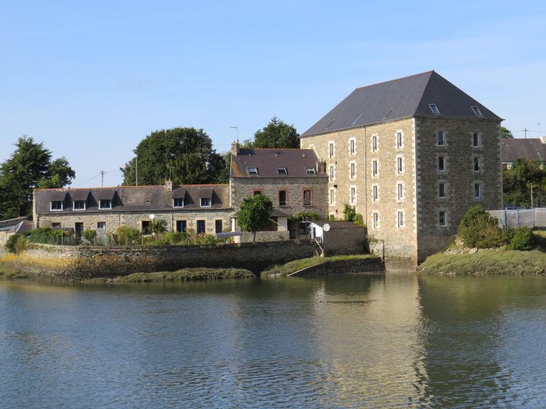 Moulin à marée de Traou Meur (Trédarzec)