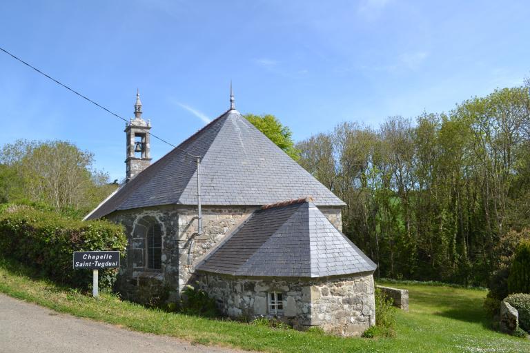 Chapelle Saint-Tugdual, Trouzent (Cléden-Cap-Sizun)