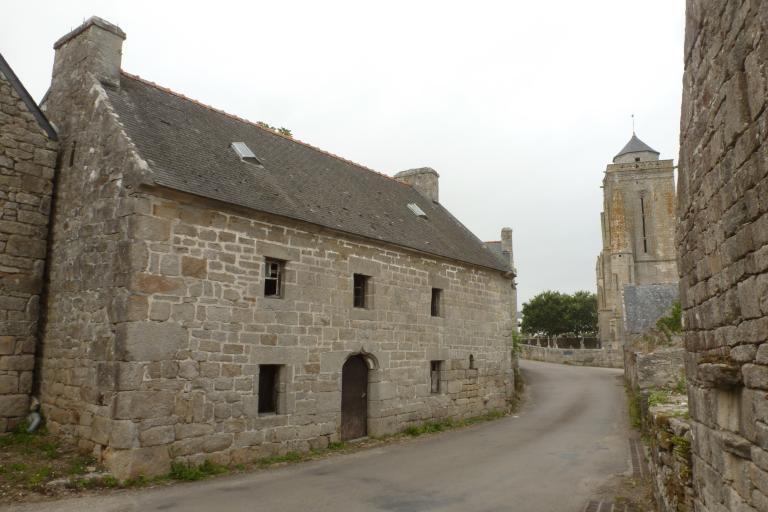 Écart, Saint-Tugen (Primelin) ; Maison, Saint-Tugen (Primelin) ; Les maisons et fermes (Primelin)