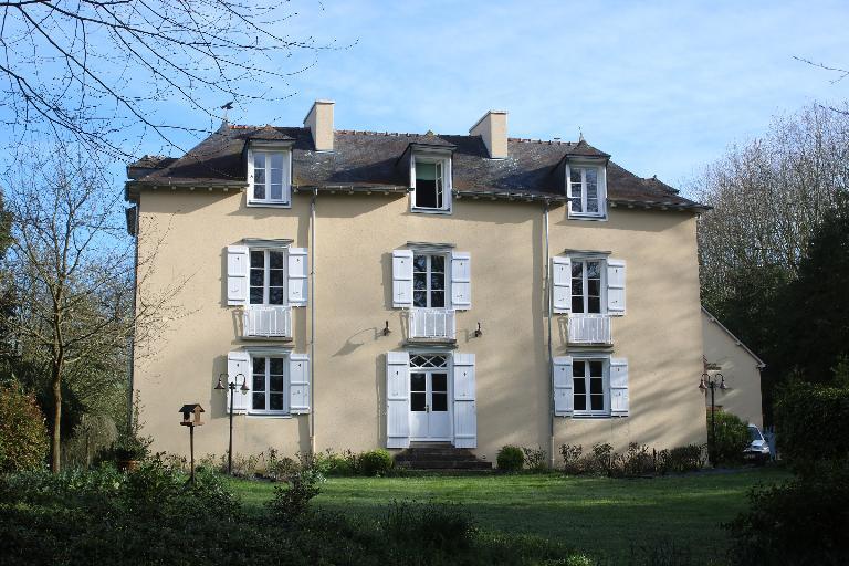 Maison, Le Haut-Vivier (Saint-Gilles)