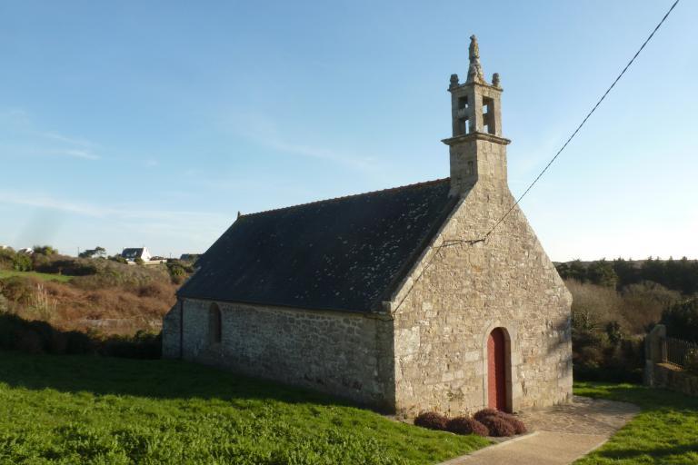 Chapelle Saint-Michel, Lescoff (Plogoff)