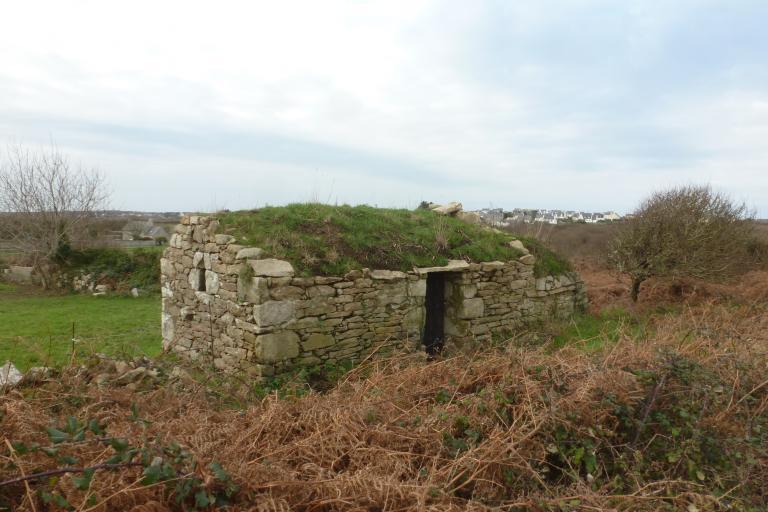 Fournil, Pendreff (Plogoff) ; Les maisons et fermes (Plogoff)