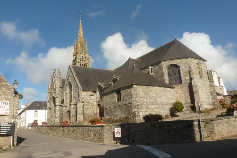 Eglise paroissiale Saint-Clet (Cléden-Cap-Sizun)