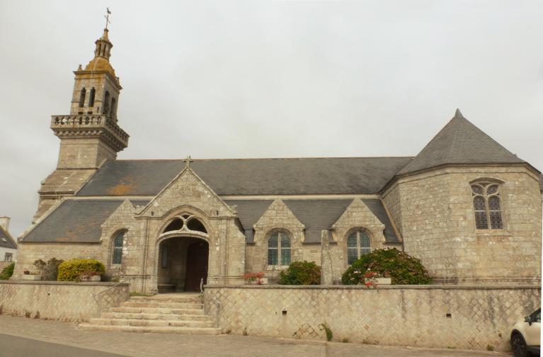 Église paroissiale Saint-Primel (Primelin)