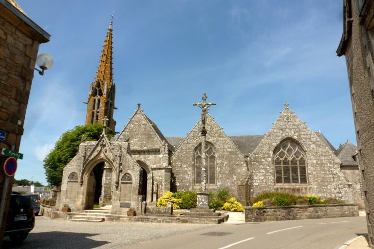 Eglise paroissiale Saint-Onneau (Esquibien fusionnée en Audierne en 2016)