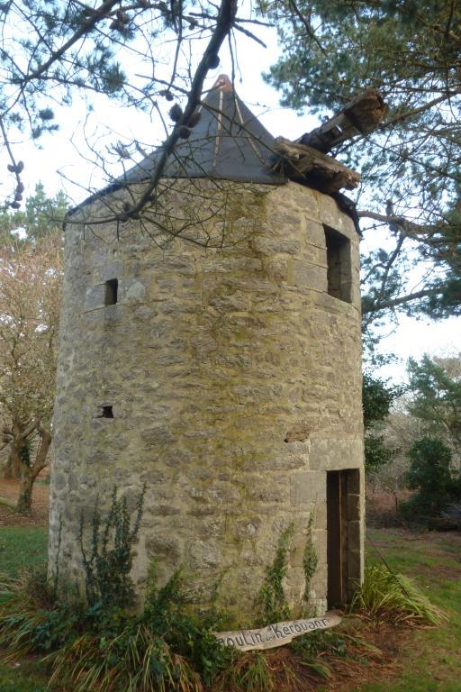 Moulin à vent, Kerouant Vras (Beuzec-Cap-Sizun)