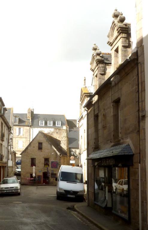 Rues Laënnec et Louis Pasteur, anciennement Grand'rue (Audierne)